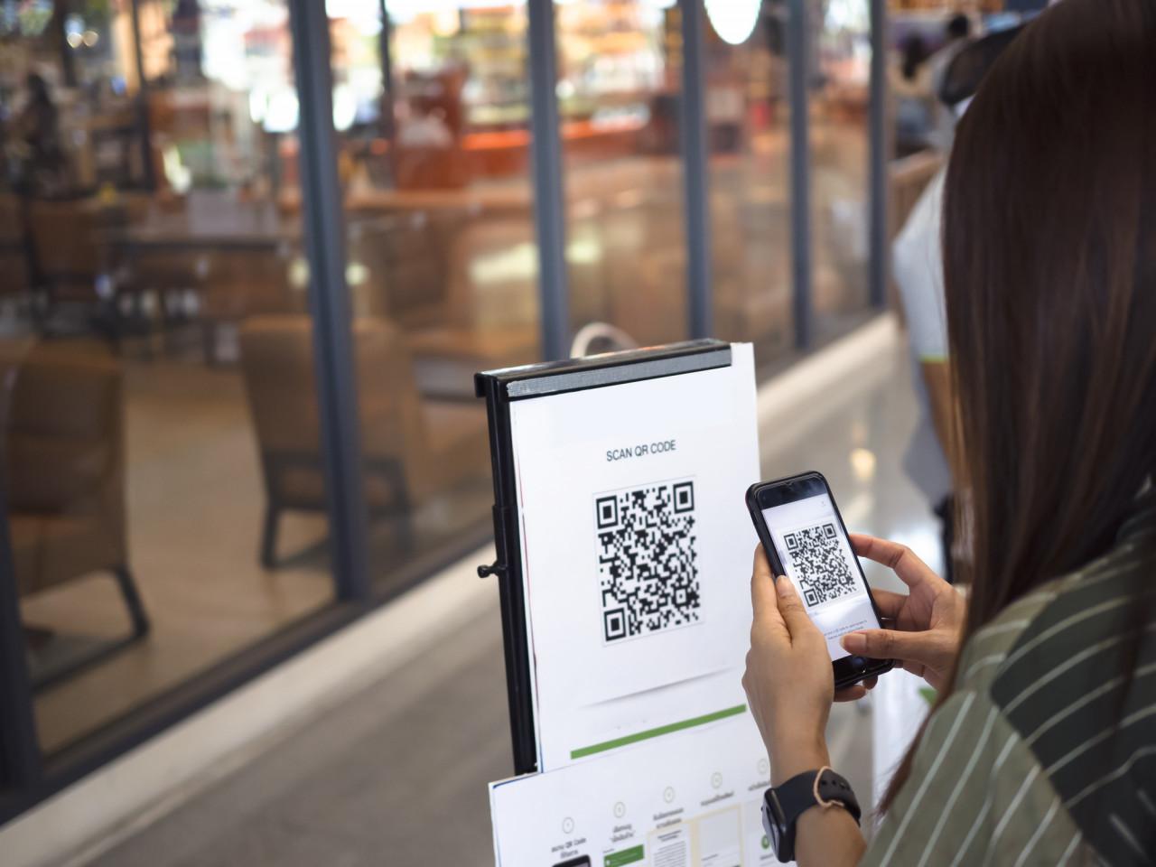 Un système de QR Code mis en place dès le 9 juin dans les restaurants, bars et salles de sport