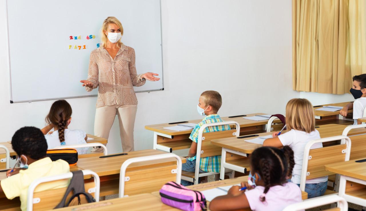 Salaire des enseignants&nobreak&: une nouvelle revalorisation en 2022
