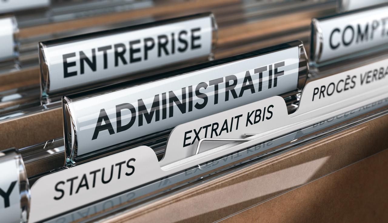 Les entreprises bientôt exemptées de présenter un extrait Kbis