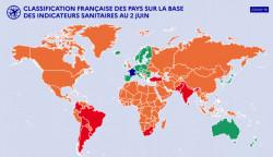 Covid-19 : certains voyageurs vaccinés pourront entrer en France sans test PCR dès le 9 juin