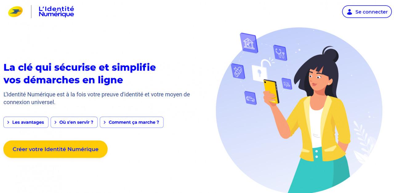 Identité numérique : un nouveau service proposé par La Poste pour vous simplifier la vie