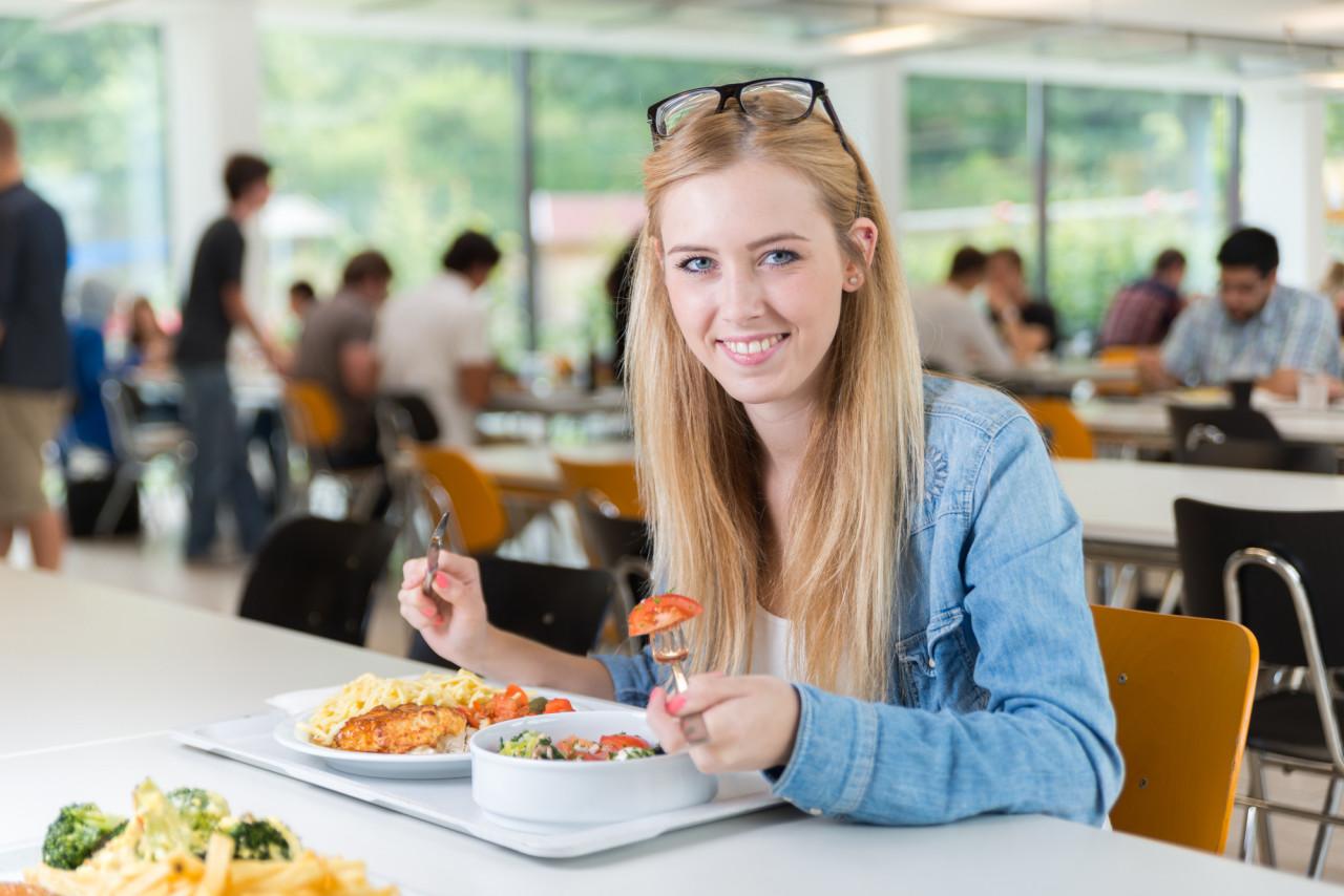 Bientôt un ticket restaurant étudiant à 6,60 euros&nobreak&?