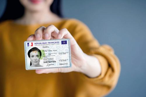 La nouvelle carte d'identité déployée sur l'ensemble du territoire