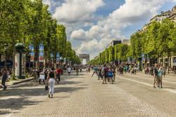 Journée sans voiture à Paris : la capitale ferme ses portes aux véhicules