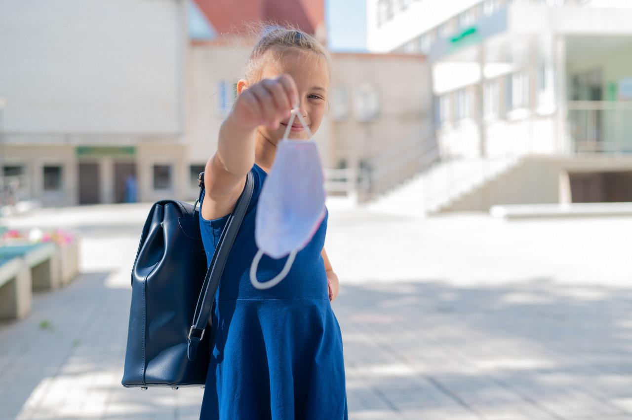 Masque à l'école : les nouveaux départements où l'obligation sera levée