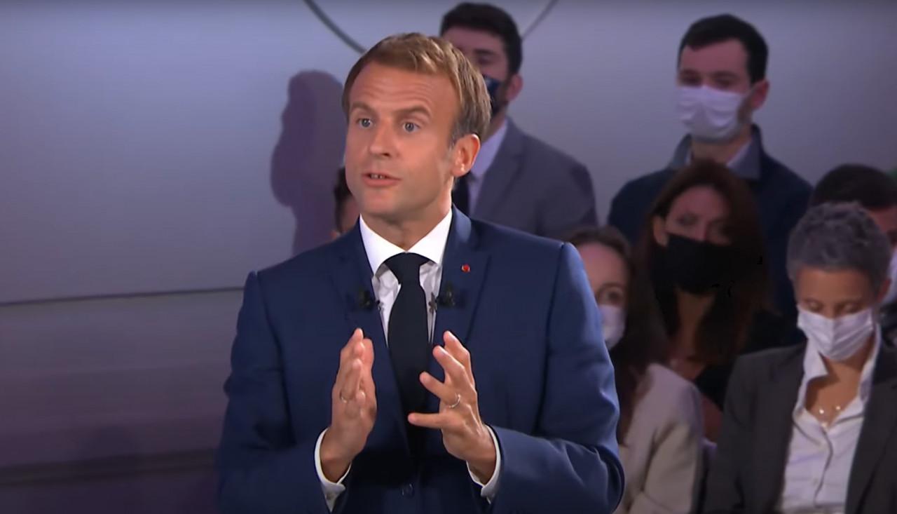 « France 2030 » : Emmanuel Macron présente son plan pour « mieux produire, mieux vivre et mieux comprendre le monde »