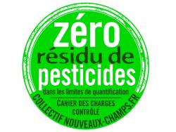 Fruits et légumes frais : création d'un label «Zéro résidu de pesticides»