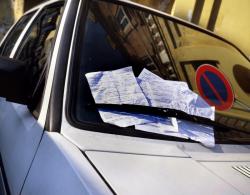 Stationnement gênant ou interdit: les amendes ne peuvent pas se multiplier même si l'infraction dure plusieurs jours