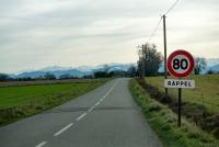 80km/h sur les routes nationales: la mesure prendra effet au 1er juillet 2018