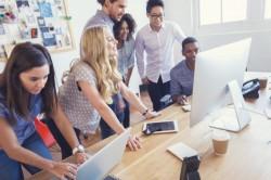 10 000 formations aux métiers du numérique déployées pour les jeunes sans diplôme et les chômeurs peu diplômés