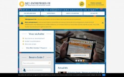 Problème déclaration Net-Entreprise : délai exceptionnel accordé aux micro-entrepreneurs pour faire leur déclaration trimestrielle de chiffre d'affaires