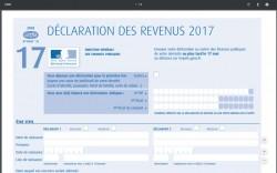 Jusqu'au 17 mai pour envoyer sa déclaration papier 2018 des revenus 2017
