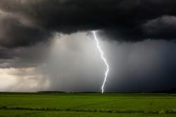 Orages violents : se tenir informé des prévisions dans sa région