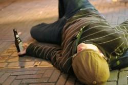 Ivresse sur la voie publique à Caen : 120 € de facture pour la personne ivre transportée à l'hôpital