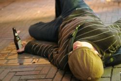 Ivresse sur la voie publique à Caen: 120€ de facture pour la personne ivre transportée à l'hôpital