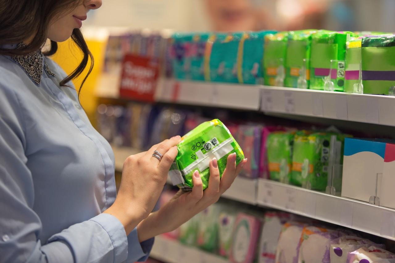 Protections intimes féminines : le rapport de l'ANSES et ses préconisations