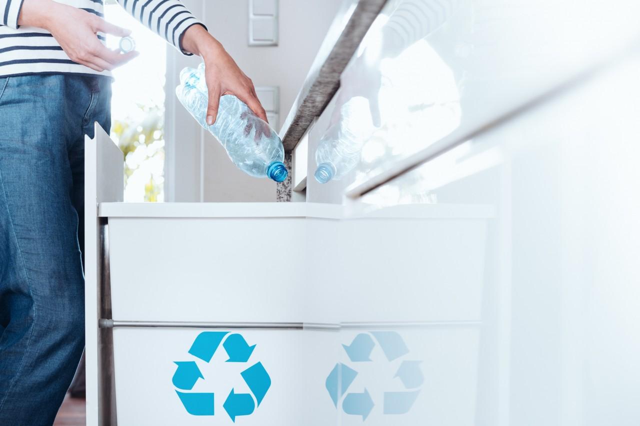 Le gouvernement veut mettre en place un système de consigne pour le recyclage du plastique