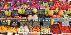 Prix des fruits et légumes en hausse de 5 % en 2018