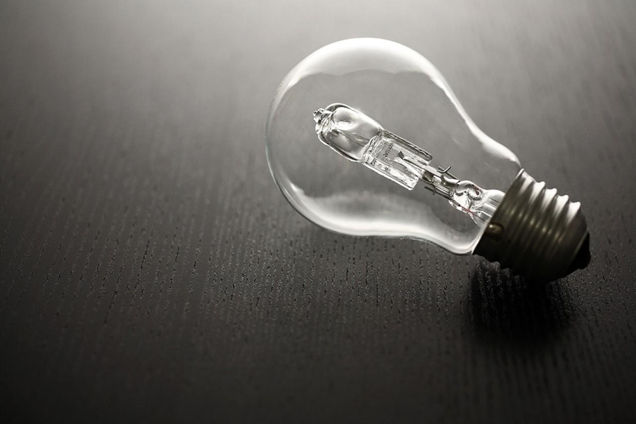 Les ampoules halogènes interdites à la vente à partir du 1er septembre 2018