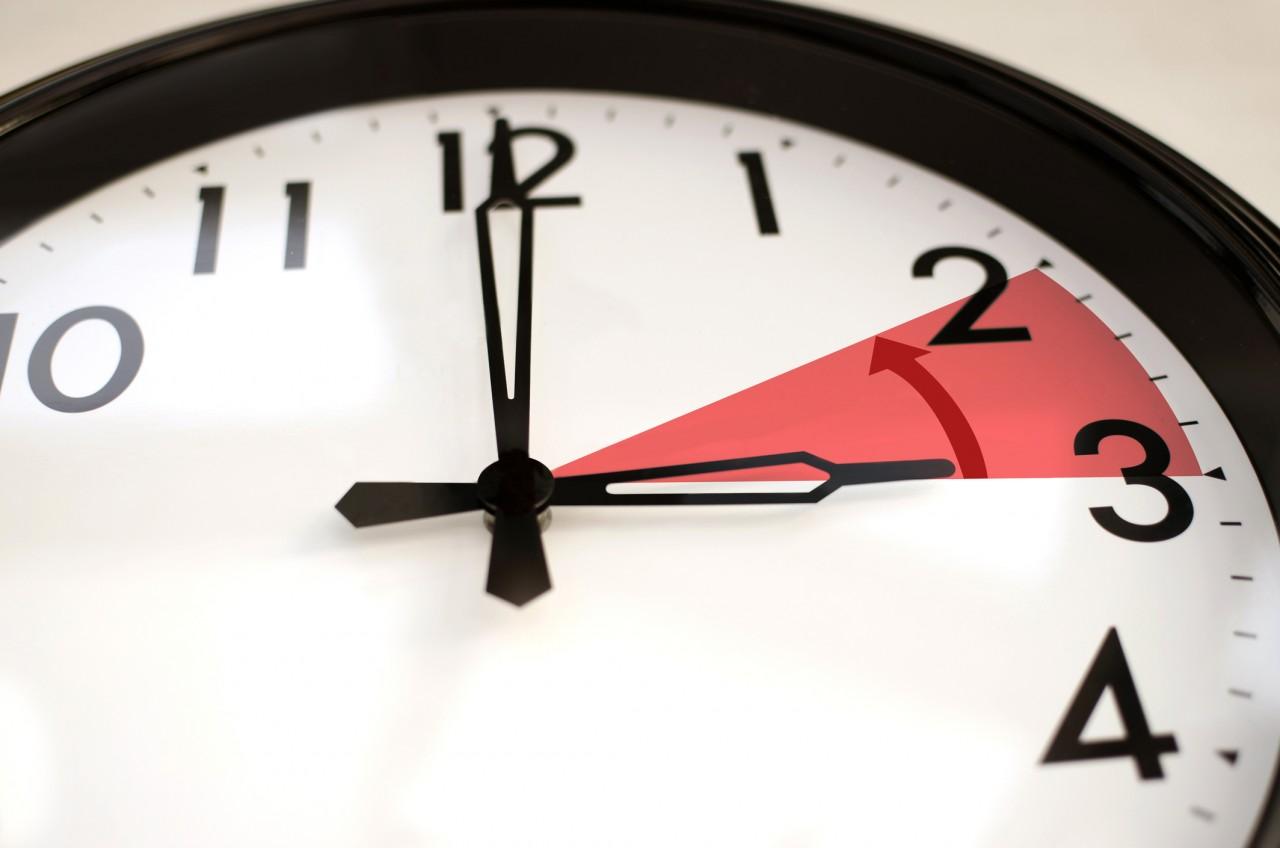 La Commission européenne favorable à la fin du changement d'heure biannuel en 2019