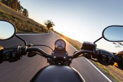Moto, scooter, quad : format unique de plaque d'immatriculation à partir du 1er juillet