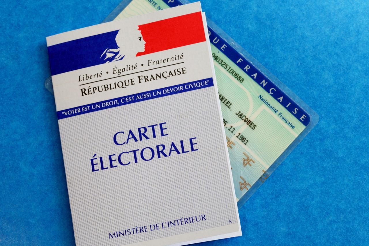 Documents d'identité autorisés lors d'un vote