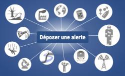 Signaler une atteinte à la santé ou à l'environnement en ligne