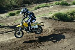 Règles d'utilisation d'une mini-moto et d'un mini-quad