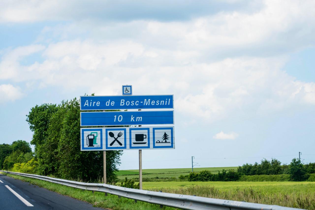 Attention à l'arnaque à l'irlandaise sur les aires d'autoroutes