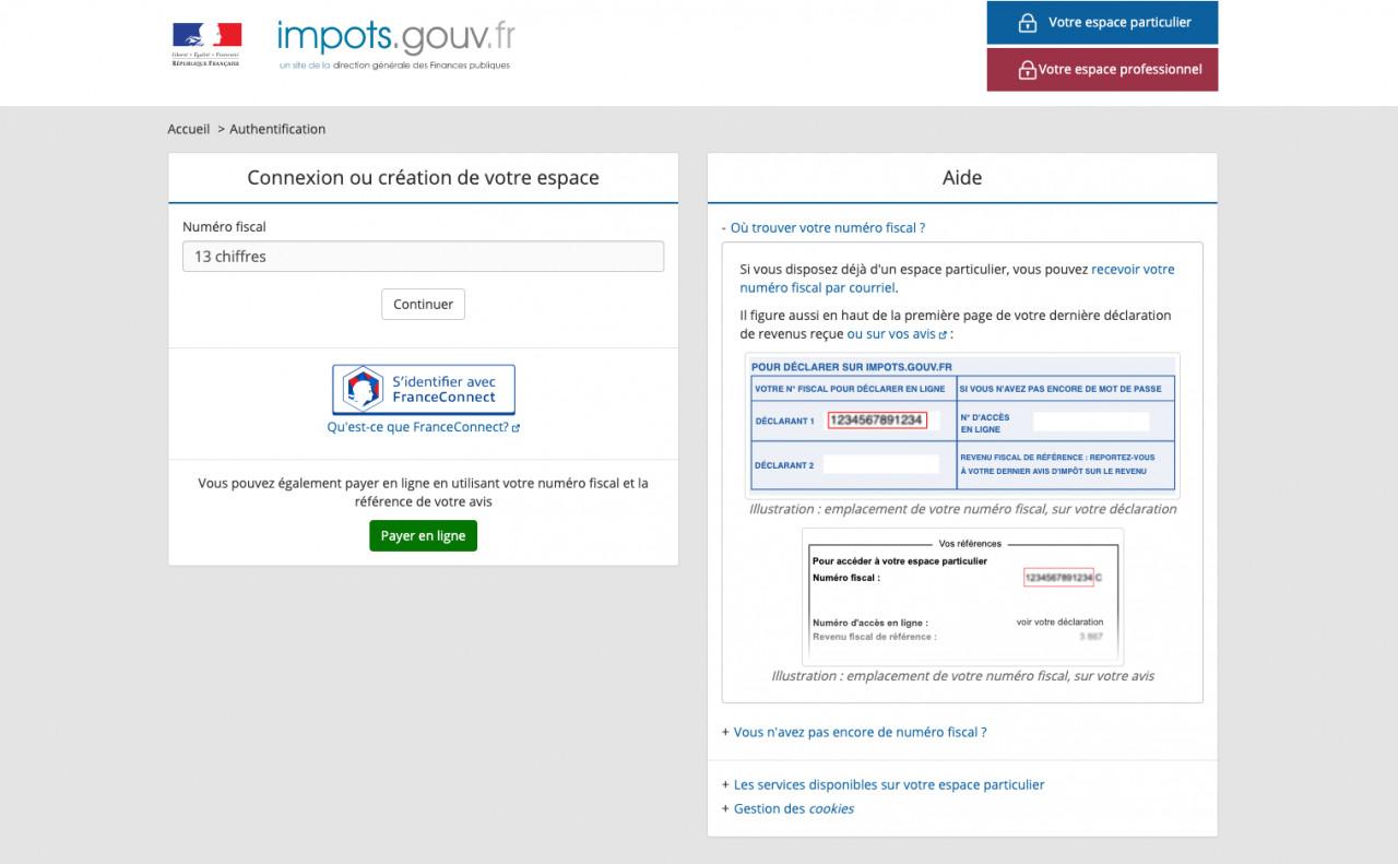 Comment obtenir un avis de situation déclarative à l'impôt sur le revenu (ASDIR) ?