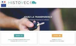 HistoVec: Demander l'historique d'un véhicule d'occasion avant de l'acheter
