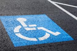 Demande de carte de stationnement pour un établissement social ou médico-social
