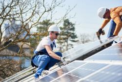 Bénéficier d'une aide financière pour l'installation de panneaux solaires