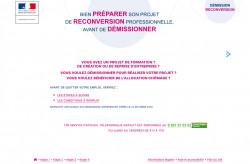 Démission-reconversion : Vérifier son éligibilité aux allocations chômage en ligne