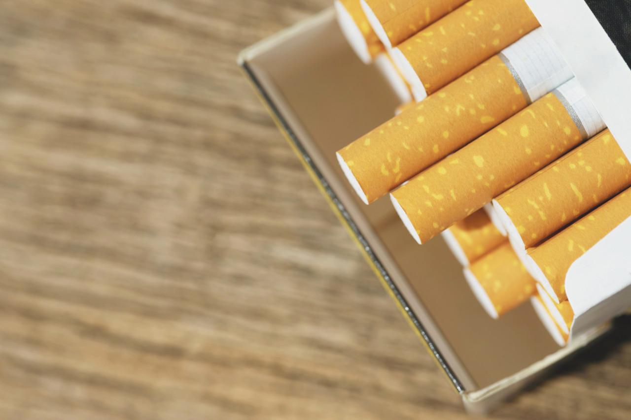 L'achat de cigarettes à la sauvette est sanctionné de 135 € d'amende