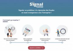 Signaler un problème à la répression des fraudes sur SignalConso