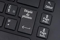 Comment porter plainte en ligne?
