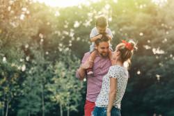 Affilier un enfant en union maritale