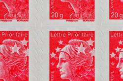 Les différents prix des timbres en 2021