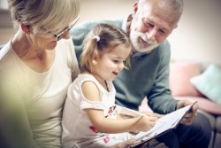 Le droit de visite des grands-parents