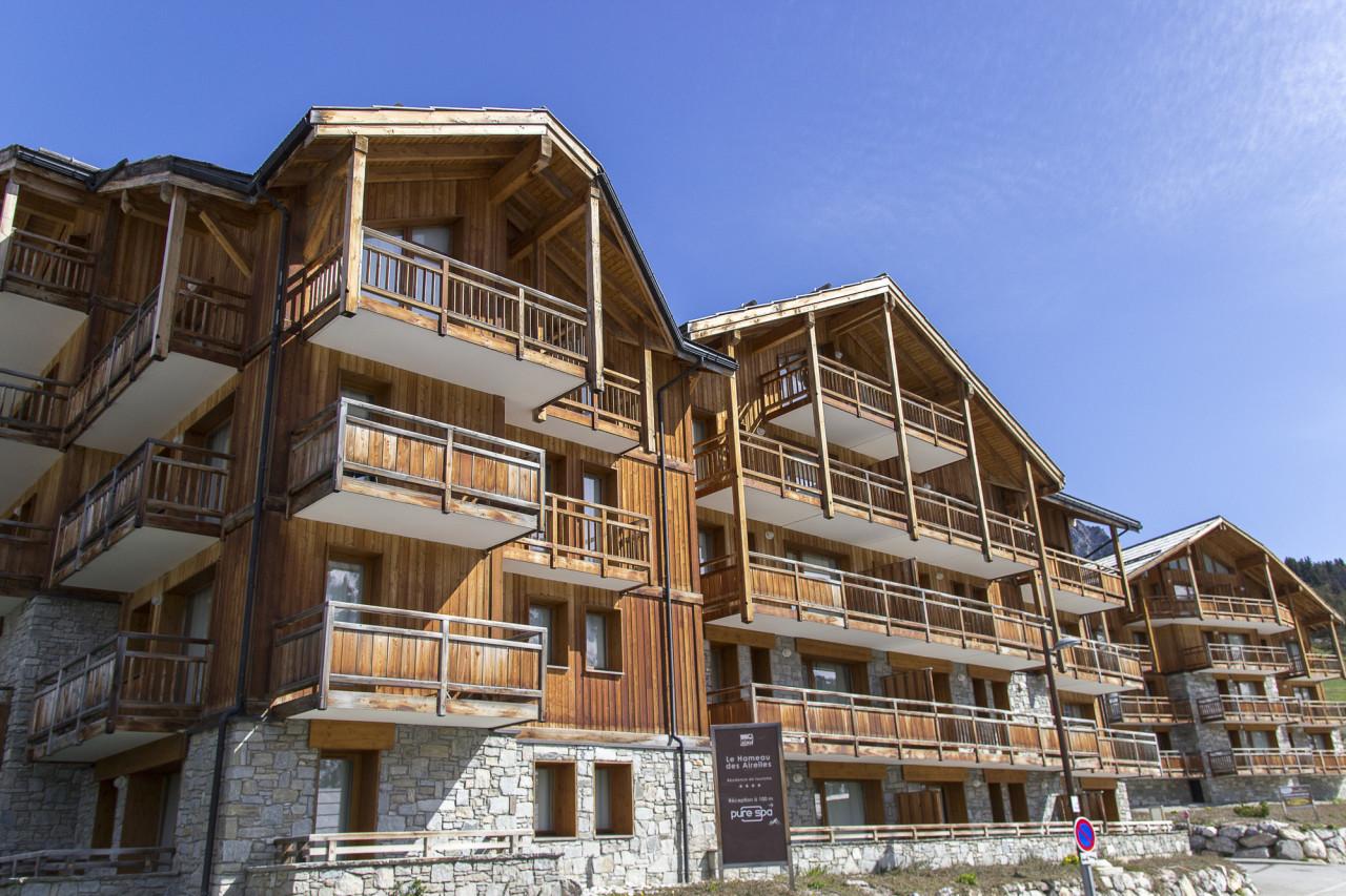 Investir dans une résidence de tourisme
