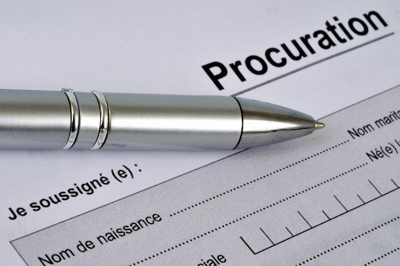 Déclarer l'impôt sur le revenu par procuration
