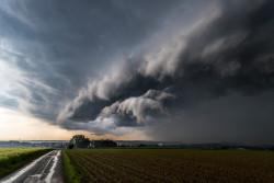 Donner son nom à une tempête ou un anticyclone