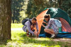 Camper en toute légalité