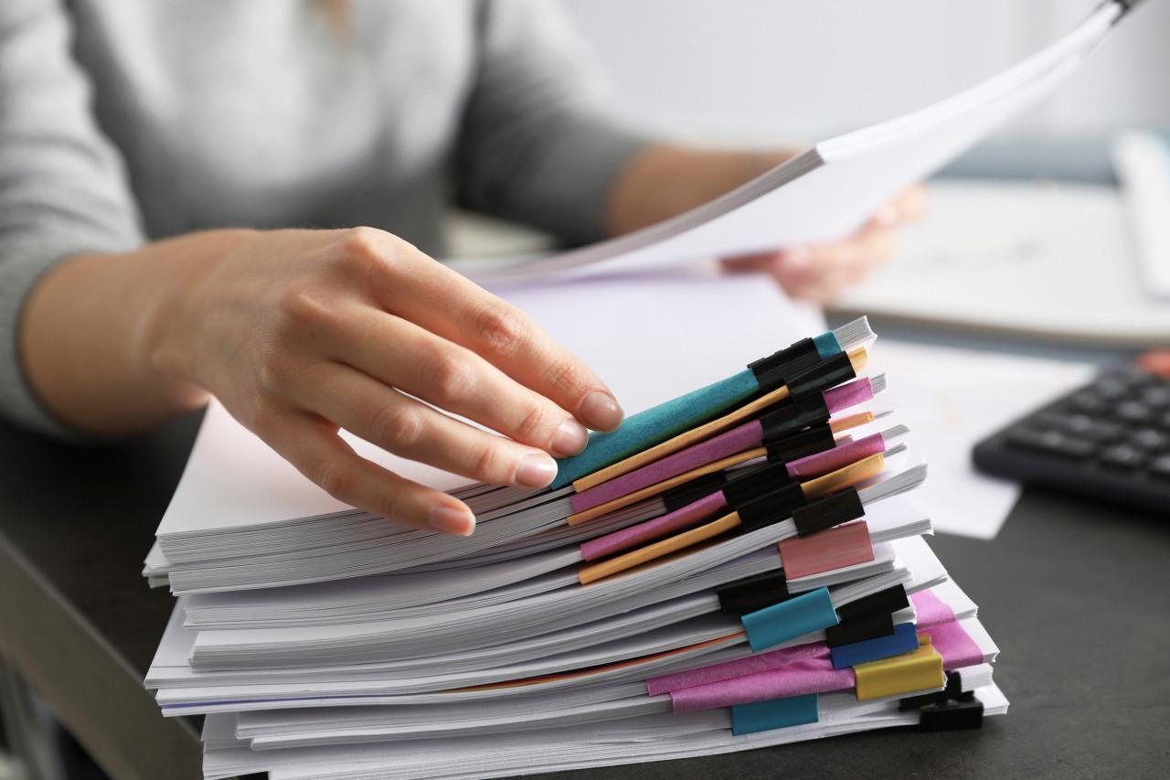 Pendant combien de temps conserver ses papiers administratifs&nobreak&?