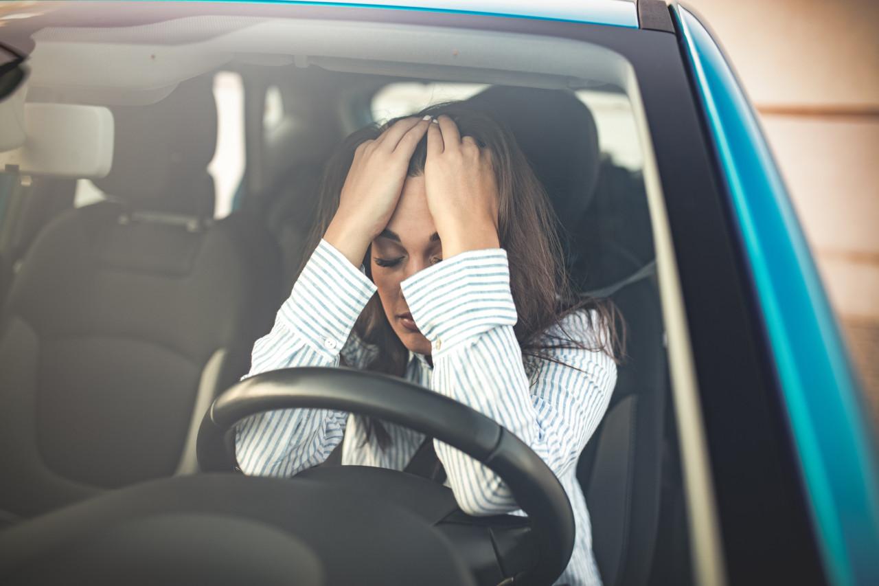 La perte du permis de conduire peut-elle mener au licenciement&nobreak&?