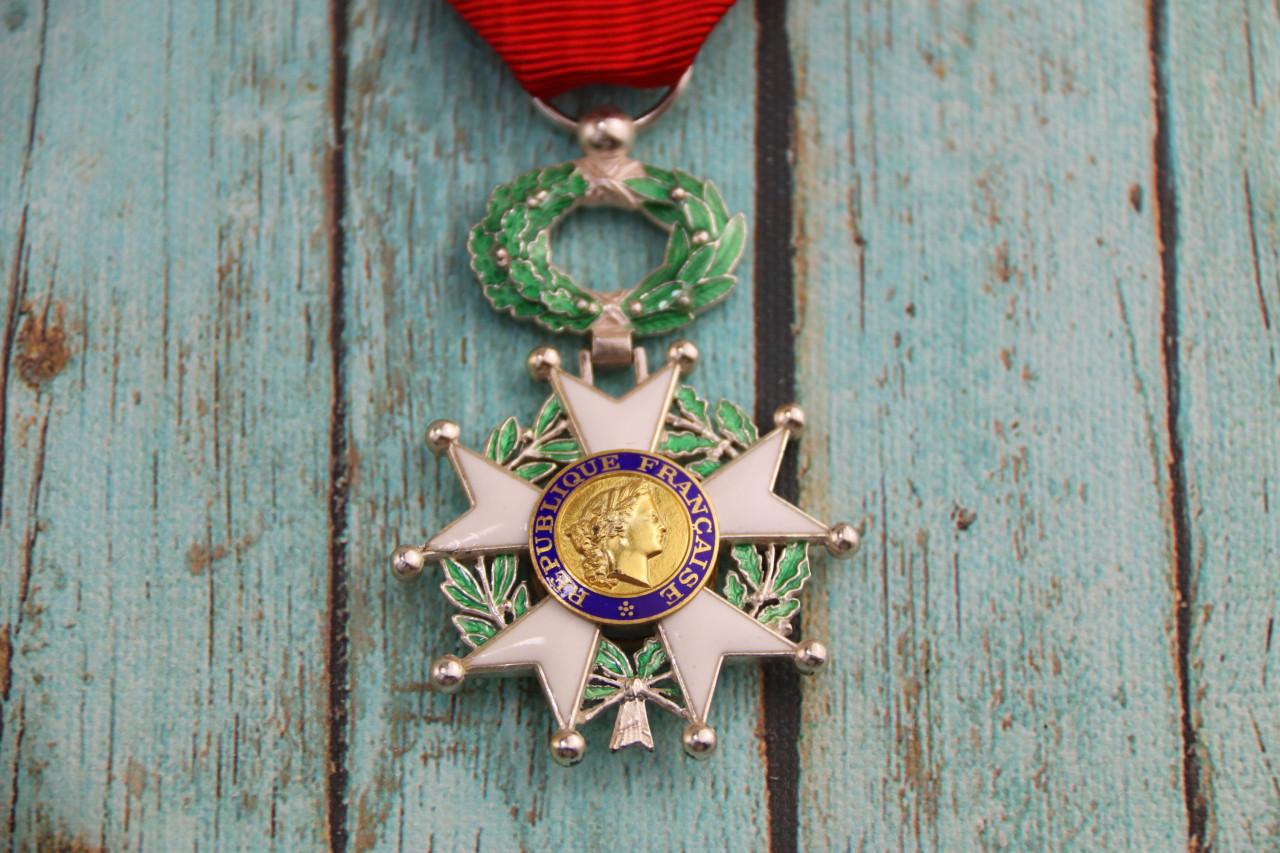 Obtenir la Légion d'honneur