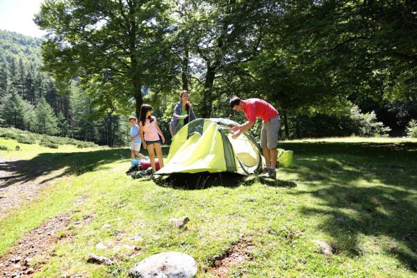 Trouver le bon endroit pour un camping serein