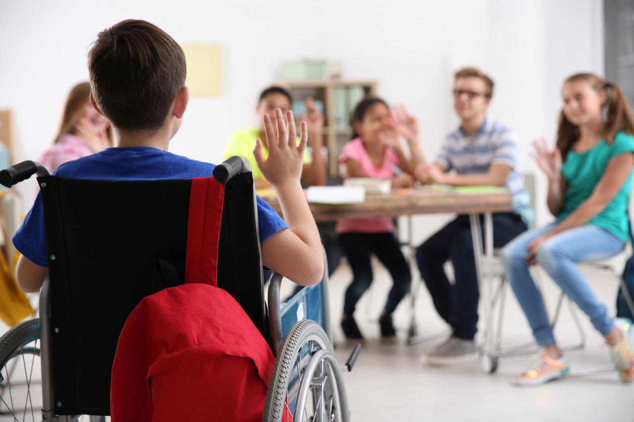 Scolariser les enfants en situation de handicap