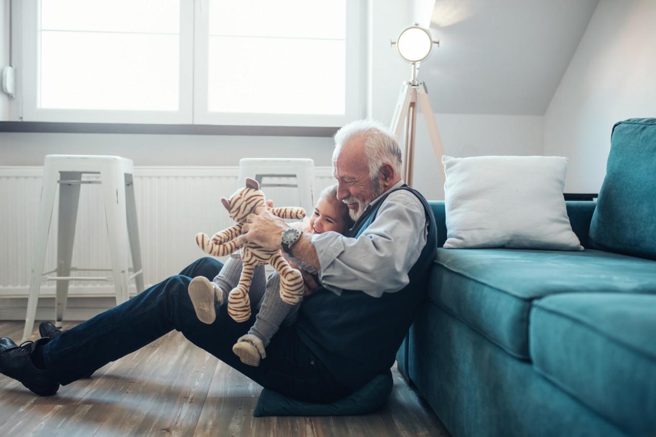 Les bénéfices de la naissance d'un enfant sur les droits à la retraite